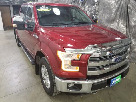 2015 Ford F-150 Supercrew 4x4 Lariat 1 owner  Big Roof in Dickinson, ND