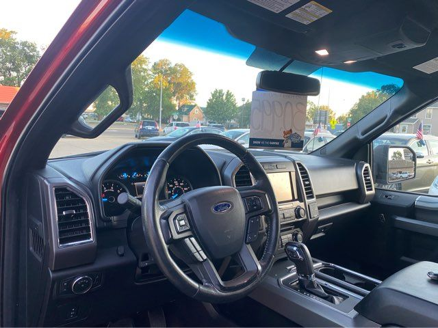 2015 Ford F-150 XLT in Dickinson, ND 58601