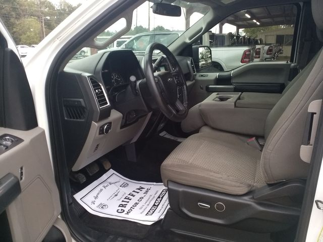 2015 Ford F-150 Ext Cab 4x4 XLT Houston, Mississippi 8