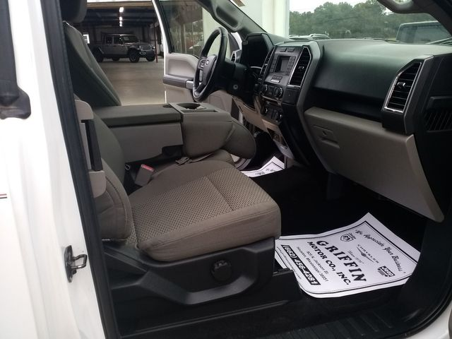 2015 Ford F-150 Ext Cab 4x4 XLT Houston, Mississippi 9