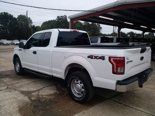 2015 Ford F-150 Ext Cab 4x4 XLT Houston, Mississippi 4