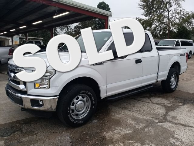 2015 Ford F-150 Ext Cab 4x4 XLT Houston, Mississippi