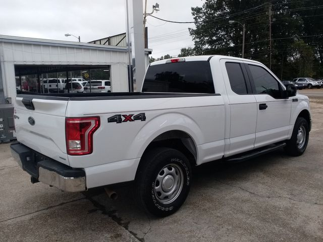 2015 Ford F-150 Ext Cab 4x4 XLT Houston, Mississippi 5