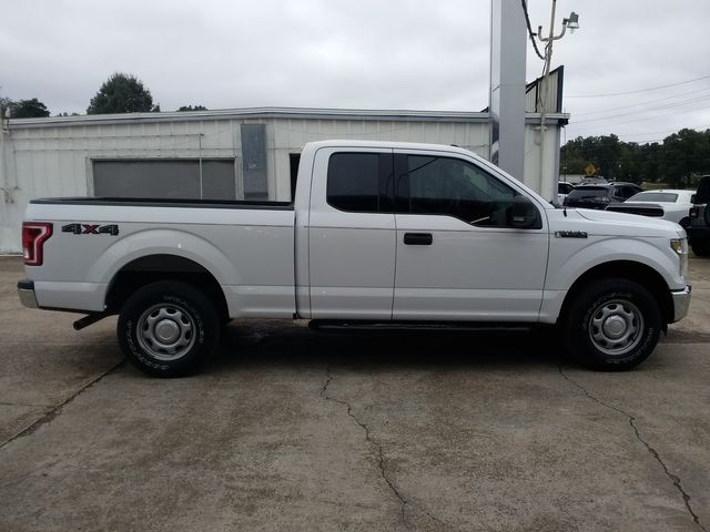 2015 Ford F-150 Ext Cab 4x4 XLT Houston, Mississippi 3
