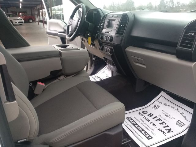 2015 Ford F-150 Ext Cab 4x4 XL Houston, Mississippi 9