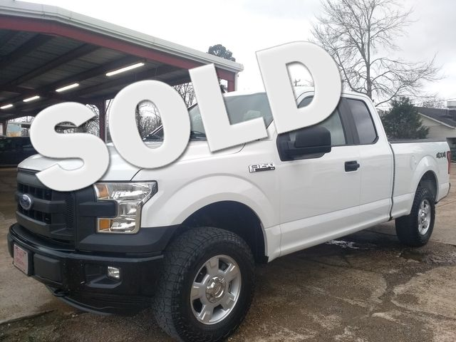 2015 Ford F-150 Ext Cab 4x4 XL Houston, Mississippi