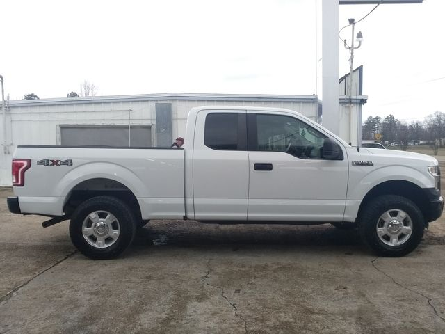 2015 Ford F-150 Ext Cab 4x4 XL Houston, Mississippi 3