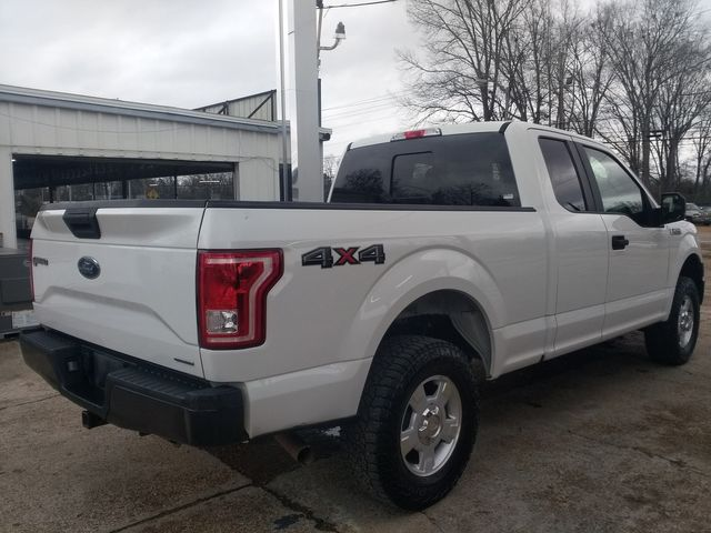 2015 Ford F-150 Ext Cab 4x4 XL Houston, Mississippi 5