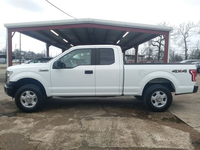 2015 Ford F-150 Ext Cab 4x4 XL Houston, Mississippi 2