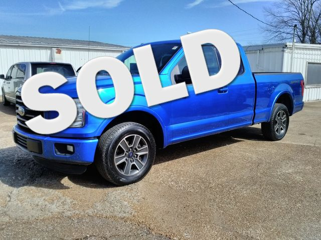 2015 Ford F-150 Ext Cab XLT Houston, Mississippi