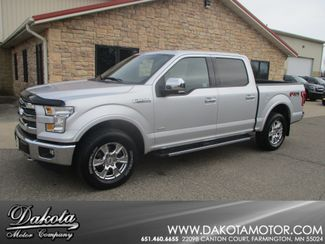 2015 Ford F-150 Lariat Farmington, MN 0
