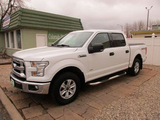 2015 Ford F-150 XLT SuperCrew ECOBOOST in Fort Collins, CO 80524