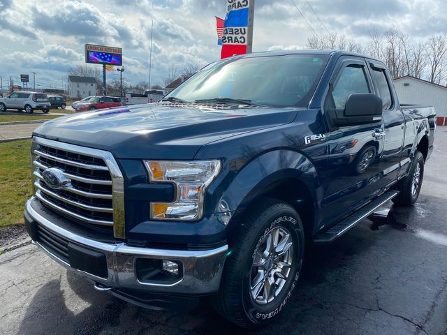 2015 Ford F-150 Super Cab XLT 4WD in Fremont, OH 43420