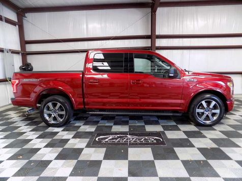 2015 Ford F-150 XLT - Ledet's Auto Sales Gonzales_state_zip in Gonzales, Louisiana