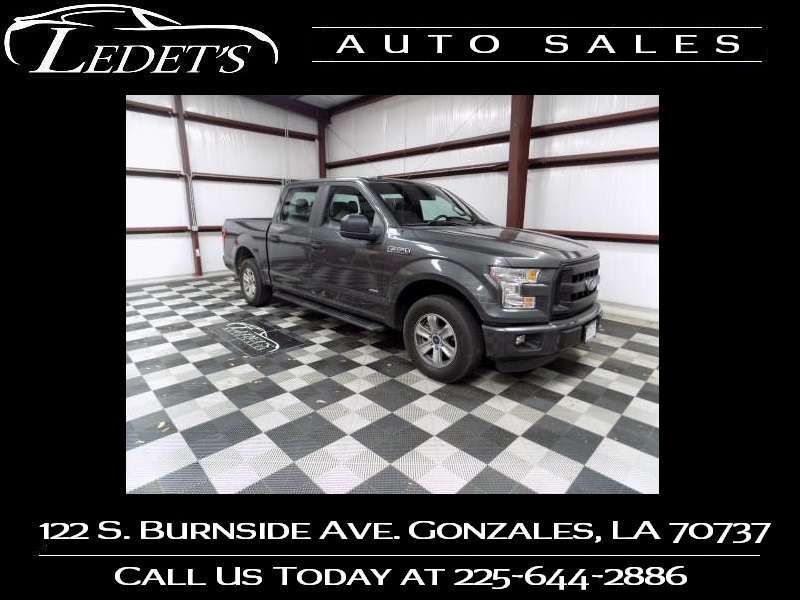 2015 Ford F-150 XL - Ledet's Auto Sales Gonzales_state_zip in Gonzales Louisiana