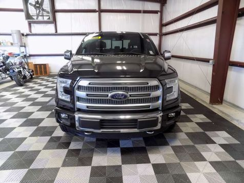 2015 Ford F-150 Platinum - Ledet's Auto Sales Gonzales_state_zip in Gonzales, Louisiana