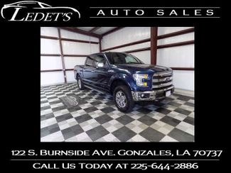 2015 Ford F-150 Lariat - Ledet's Auto Sales Gonzales_state_zip in Gonzales