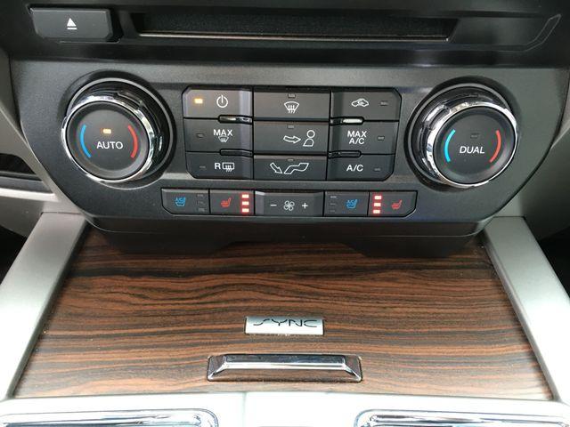 2015 Ford F-150 Lariat 4X4 2.7L V6 Ecoboost in Gower Missouri, 64454