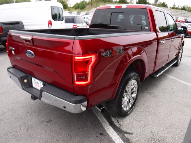 2015 Ford F-150 Lariat 4X4 in Gower Missouri, 64454