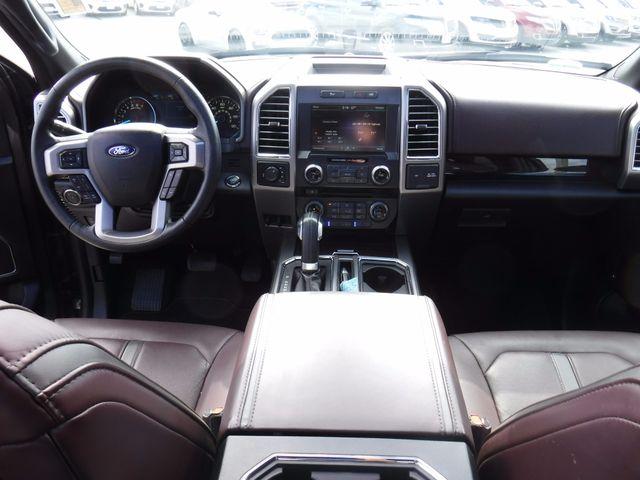 2015 Ford F-150 Platinum 4X4 in Gower Missouri, 64454