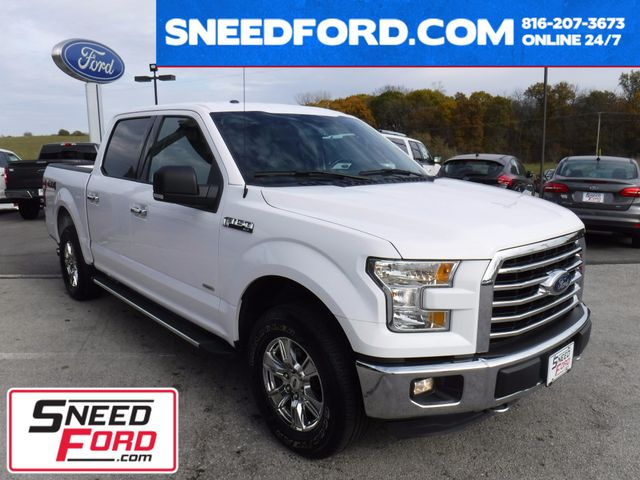 2015 Ford F-150 XLT 4X4 5.0L V8 in Gower Missouri, 64454