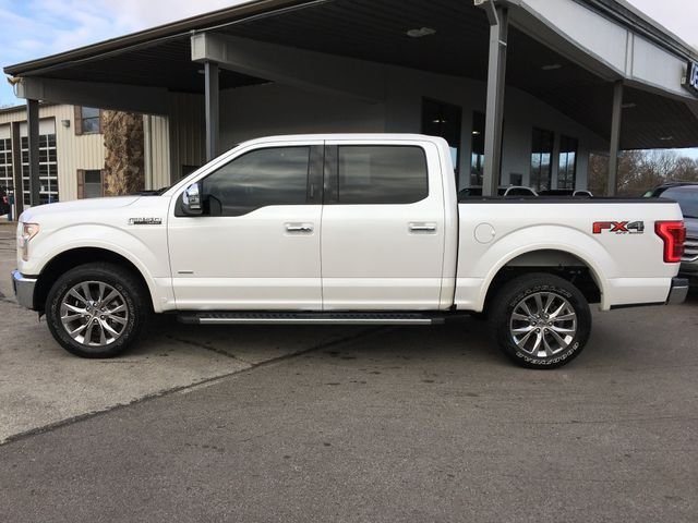 2015 Ford F-150 Lariat 4X4 3.5L V6 Ecoboost in Gower Missouri, 64454