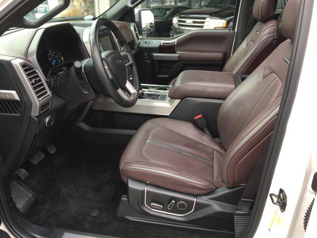 2015 Ford F-150 Platinum 4X4 5.0L V8 in Gower Missouri, 64454