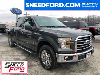 2015 Ford F-150 XLT 4X4 2.7L V6 Ecoboost in Gower Missouri, 64454