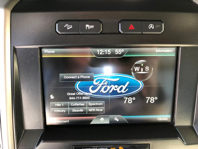 2015 Ford F-150 Lariat 4X4 2.7L Ecoboost in Gower Missouri, 64454