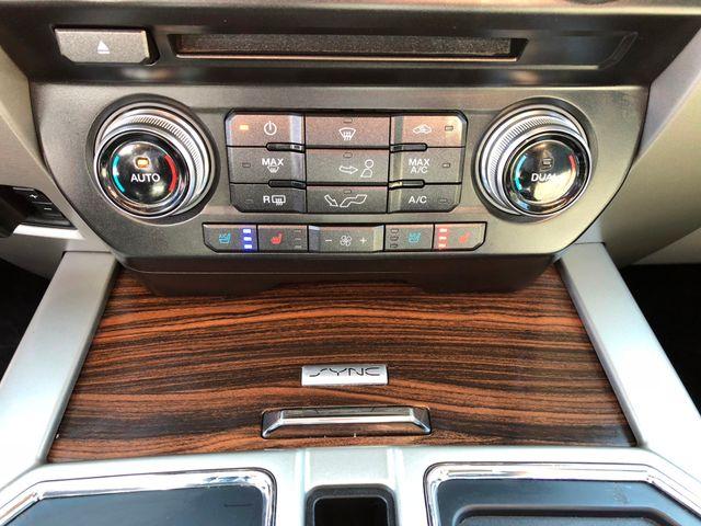 2015 Ford F-150 Lariat 4X4 2.7L Ecoboost in Gower Missouri, 64454