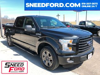 2015 Ford F-150 XLT 2.7L V6 Ecoboost in Gower Missouri, 64454