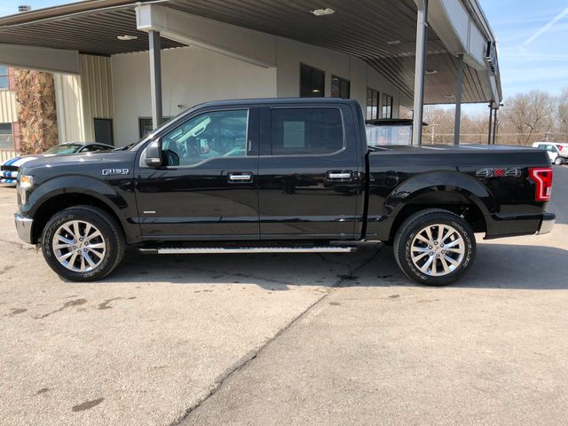 2015 Ford F-150 XLT 4X4 3.5L V6 Ecoboost in Gower Missouri, 64454