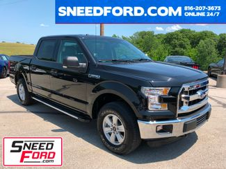 2015 Ford F-150 XLT 4X4 3.5L V6 in Gower Missouri, 64454