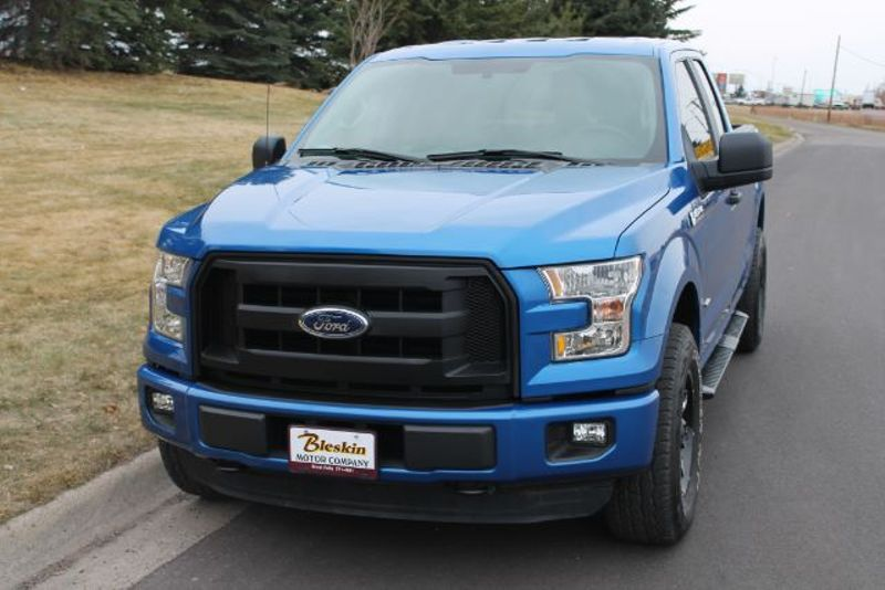 2015 Ford F-150 XL  city MT  Bleskin Motor Company   in Great Falls, MT