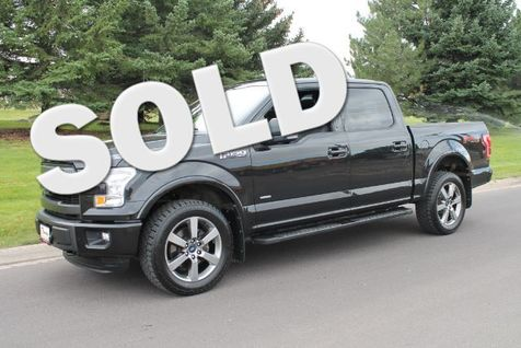 2015 Ford F-150 Lariat in Great Falls, MT