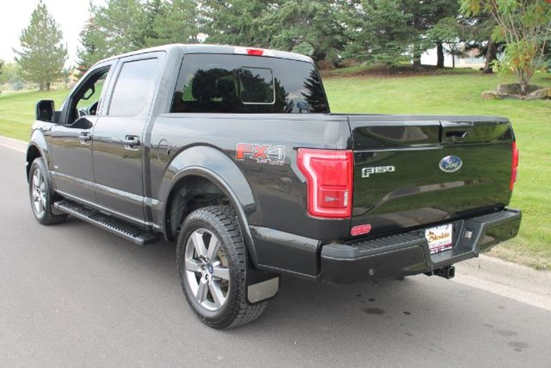 2015 Ford F-150 Lariat  city MT  Bleskin Motor Company   in Great Falls, MT