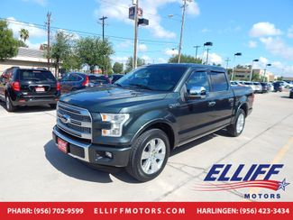 2015 Ford F-150 Platinum in Harlingen, TX 78550