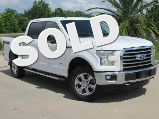 2015 Ford F-150 XLT 4WD Ecoboost | Houston, TX | American Auto Centers in Houston TX