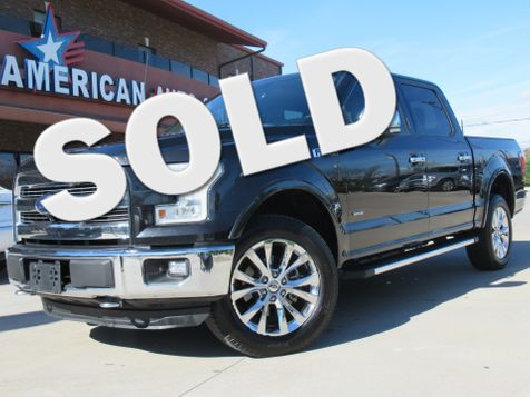 2015 Ford F-150 Lariat 4WD   Houston, TX   American Auto Centers in Houston, TX