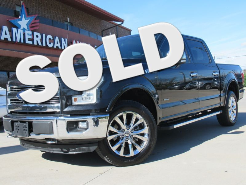 2015 Ford F-150 Lariat 4WD | Houston, TX | American Auto Centers in Houston TX