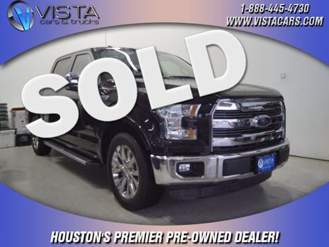2015 Ford F-150 Lariat in Houston, Texas