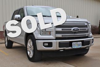 2015 Ford F-150 Platinum in Jackson, MO 63755