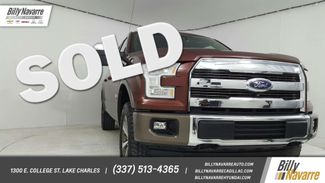 2015 Ford F-150 king ranch  city Louisiana  Billy Navarre Certified  in Lake Charles, Louisiana