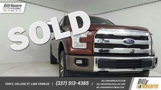 2015 Ford F-150 king ranch  city Louisiana  Billy Navarre Certified  in Lake Charles, Louisiana