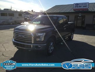 2015 Ford F-150 XLT 4wd in Lapeer, MI 48446