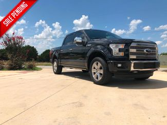 2015 Ford F-150 Platinum in Leander, TX 78641