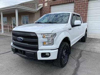 2015 Ford F-150 XL SuperCrew 5.5-ft. Bed 4WD LINDON, UT 9