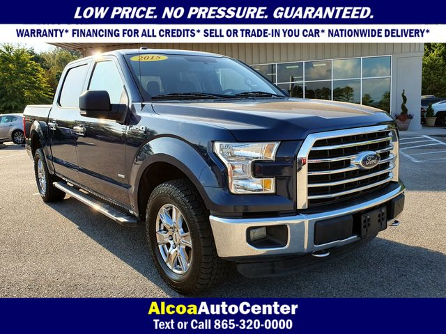 2015 Ford F-150 XLT 2.7L V6 4WD