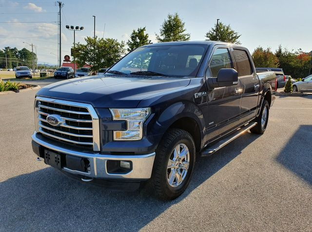 2015 Ford F-150 XLT 2.7L V6 4WD in Louisville, TN 37777