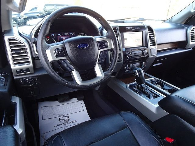 2015 Ford F-150 Lariat Madison, NC 45